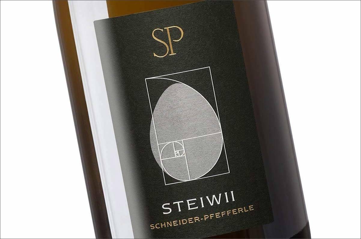 Foto eines Wein-Etiketts