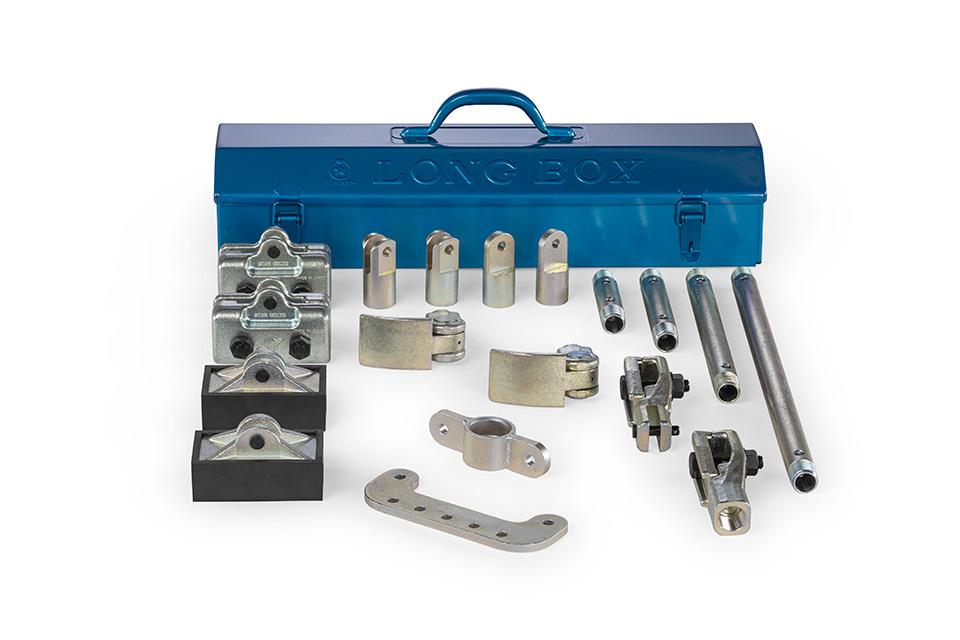 Foto mit Werkzeug für KfZ-Bedarf