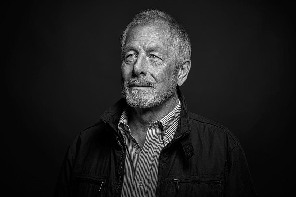 Porträt eines Autors