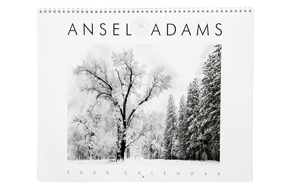 Ansel Adams Kalender 2020